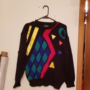 80s 90s vintage sweater